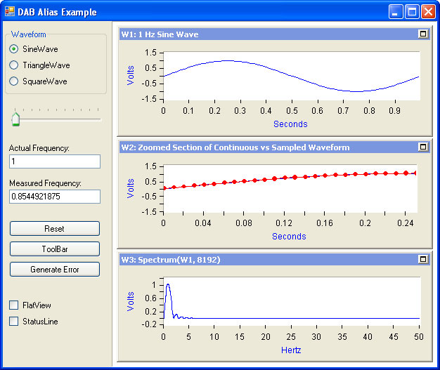 DSP Development Corporation: DADiSP Application Builder Downloads