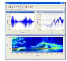 Speech Spectrogram
